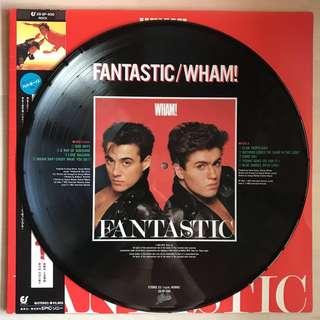 Wham! | Fantastic | Japan Picture Disc LP