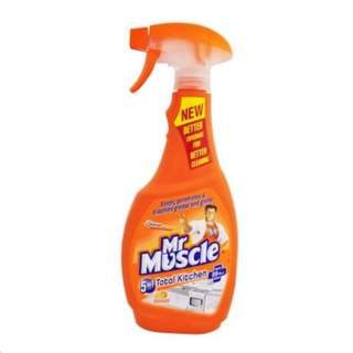 Mr Muscle Total Kitchen 500ml