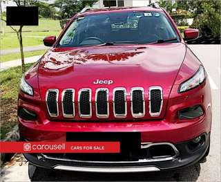 Jeep Cherokee Limited 2.4A