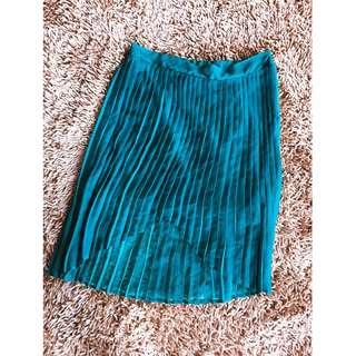 Freeway pleated skirt