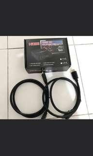 HDMI Splitter 1x2 Brand New