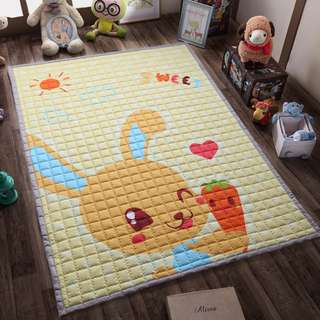 Baby Rabbit Playmat