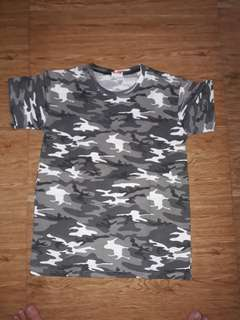 REPRICED!!!CAMO TSHIRT. from COOL shirts