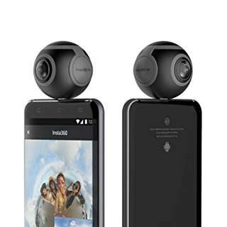 Insta360 Air 全景相機 (黑色 / Micro USB) Android