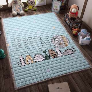 Baby Kitten Playmat