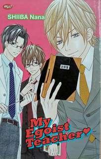 My Egoist Teacher by Shiiba Nana