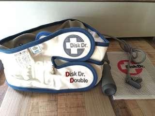 Disk Dr Double - Back pain treatment belt