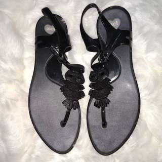 7 USA Melissa Slippers Sandals Strap