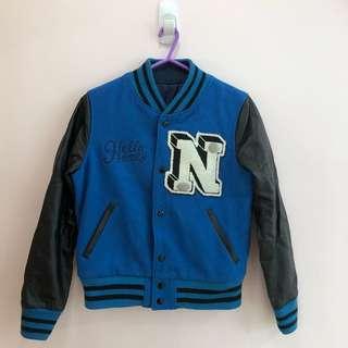 購自it RNA棒球褸外套雙面baseball jacket
