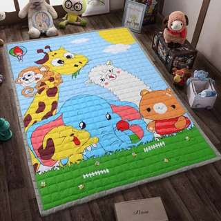 Baby Animal Playmat