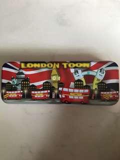 Pencil Case <London Toon>