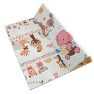 Foldable Animal Soft Plastic Mat