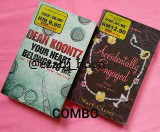 (PRELOVED) English Novel