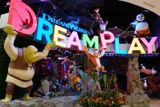 DreamPlay All day pass