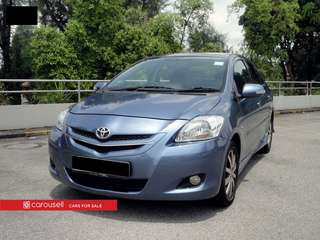 Toyota Vios 1.5A G Sports