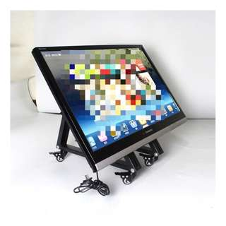 "Meeting use TV mobile stand for display up to 65"" Whatsapp:8498 4312"