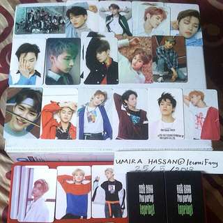 [READY STOCK] NCT 2018 Fan Party Entry Photocards