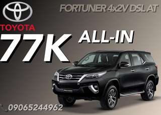 Fortuner V DSL AT