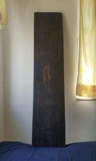 天然風化柚木板, 多用途 可作電視機層板