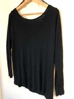 KOOKAI 100% WOOL JUMPER TOP