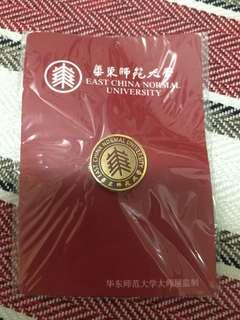 華東師範大學校徽 掛章