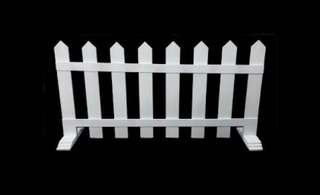 Pagar kayu bisa utk decor , pagar playground, dll
