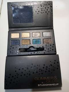 Glimmer and Glow Pallete