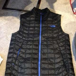 The north face thermo vest