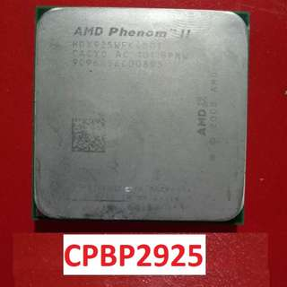 Processor for sale PHENOM II X4 925 with free cooling fan