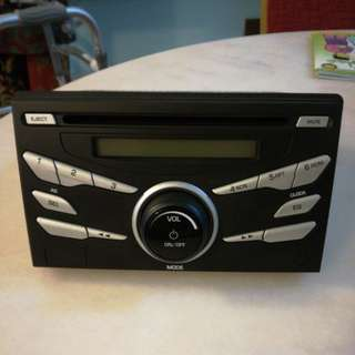 ORIGINAL Radio Axia G Spec