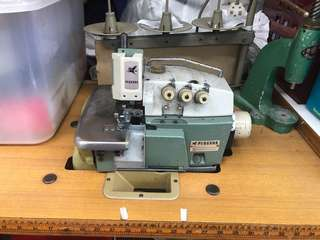 Industrial/commercial sewing machine , overlock machine