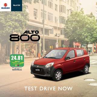 Suzuki Auto Deals