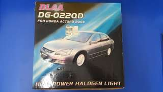 DG-022QD High Power Halogen Light for Honda Accord 2003