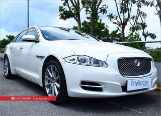Jaguar XJ 2.0 Auto i4 GTDi Premium Luxury SWB