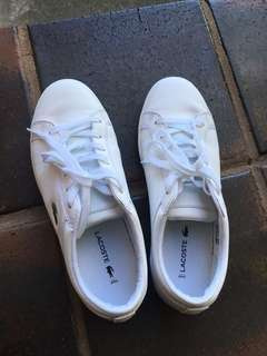 Lacoste Straightset BL1 Womens