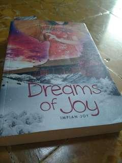 Novel dreams of joy