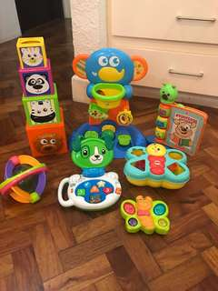 Assorted Toys Package 1