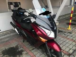 Honda Fjs 400 Silverwing