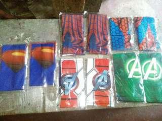 Superhero arm sleeves