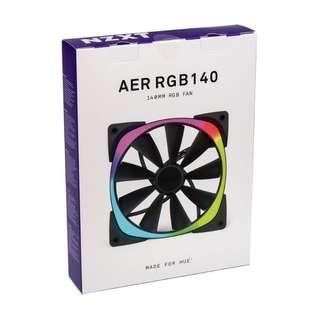 NZXT Aer 140 RGB