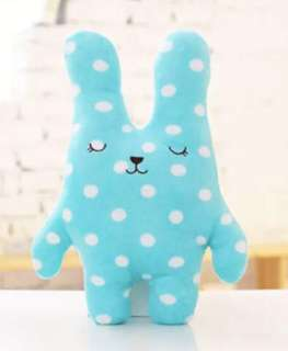 Inspired Mint Polka Dots Craftholic Soft Toy