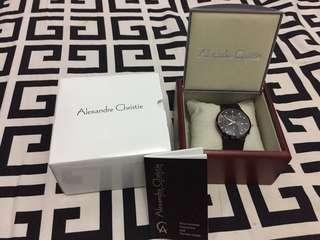 (SOLD OUT) Dijual Jam Tangan Alexandre Christie