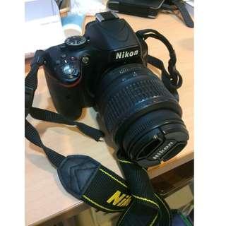 🚚 Nikon D5100 單鏡頭單眼 (單眼基本入門款~~新手可試試~~