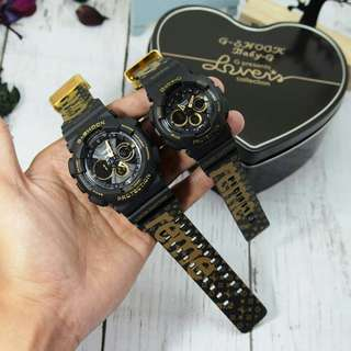 Gshock Supreme Couple