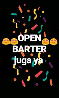 Open Barter All