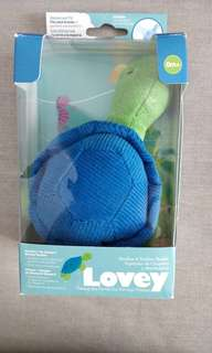 (New) Dr.Brown's Lovey Turtle Pacifier 0m+