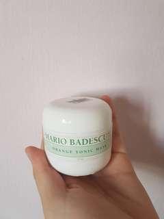 mario badescu skincare orange tonic mask