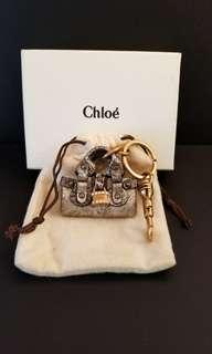 Chloe 鎖匙扣 Paddington Bag Keychain