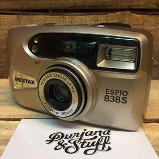 Pentax Espio 838S Film Camera