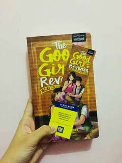 wattpad story: The Good Girl'r Revenge (the four bad boys and me book 2)